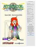 Issue: Æthercoil (Issue 2 - Sep 2016)