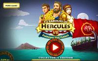 Video Game: 12 Labours of Hercules VII: Fleecing the Fleece