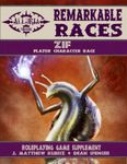 RPG Item: Remarkable Races: Zif