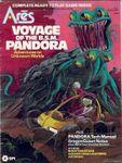 Board Game: Voyage of the B.S.M. Pandora