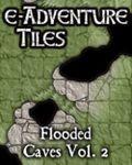 RPG Item: e-Adventure Tiles: Flooded Caves Vol. 2