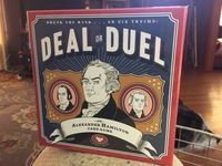 Board Game: Deal or Duel