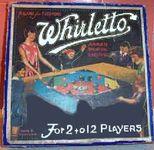 Board Game: Whirletto