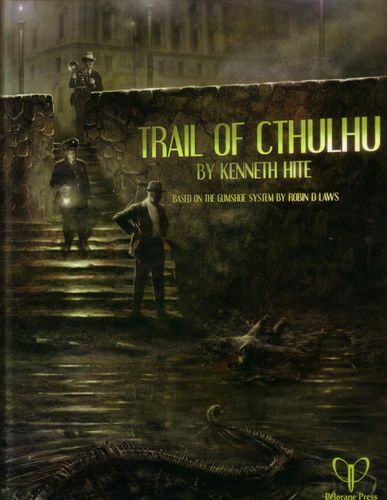 RPG Item: Trail of Cthulhu