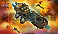 Board Game Accessory: Star Realms: Playmats