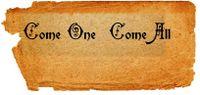 RPG: Come One, Come All