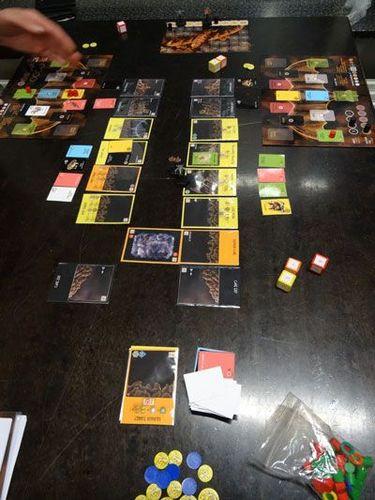 Board Game: Cave Pilot 55