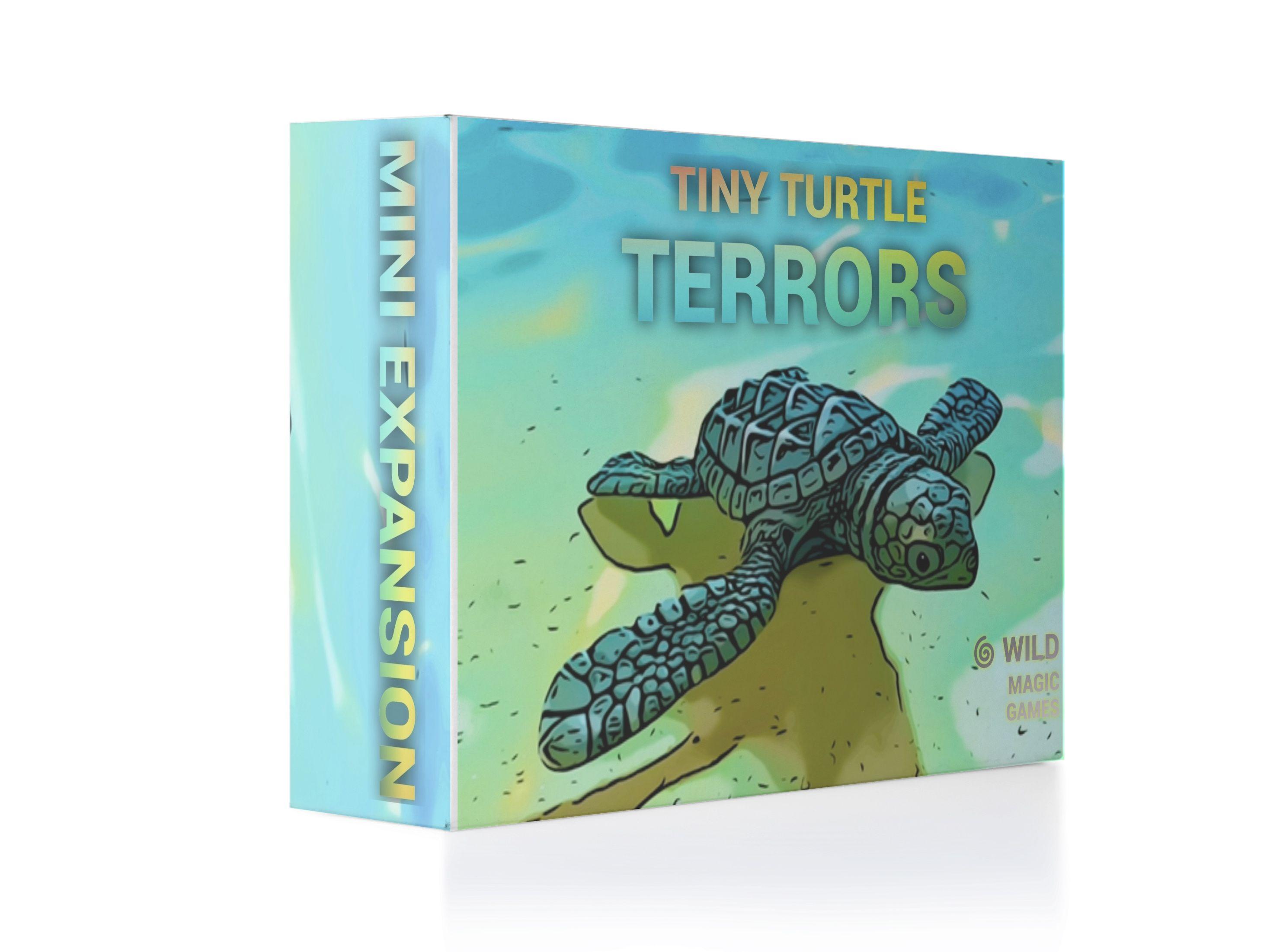 Tranquil Terror: Tiny Turtle Terrors