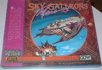 Board Game: Sky Galleons of Mars