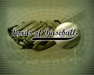 Board Game: Lords of Baseball