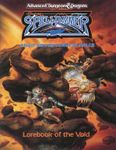 RPG Item: Spelljammer: AD&D Adventures in Space