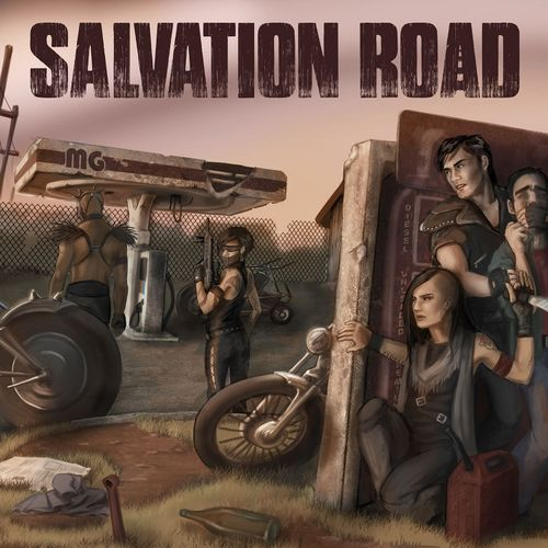 Salvation Road Cover Art