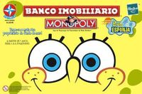 Board Game: Monopoly: Spongebob Squarepants