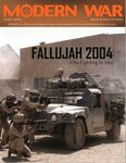 Board Game: Fallujah, 2004: City Fighting in Iraq