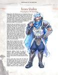 RPG Item: Adversaries of the Righteous: Iron Siaka