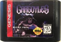 Video Game: Gargoyles
