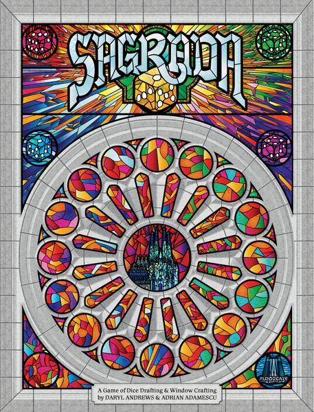Sagrada - Box Cover