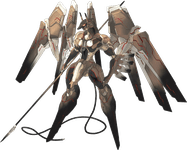 Character: Anubis (Zone of the Enders)