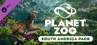 Video Game: Planet Zoo - South America Pack