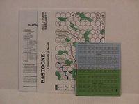 Board Game: Bastogne: Crossroads of Death