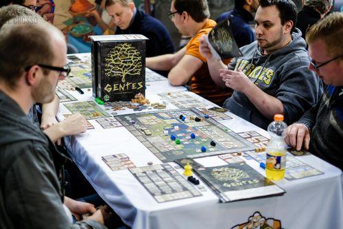 Board Game: Gentes