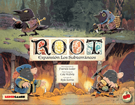 Board Game: Root: The Underworld Expansion