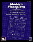RPG Item: Modern Floorplans: Adnap Memorial Gardens