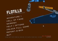 Video Game: Flotilla