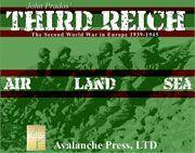 Board Game: John Prados' Third Reich
