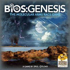 Bios:Genesis Cover Artwork