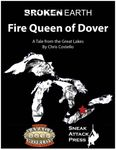 RPG Item: Fire Queen of Dover (Savage Worlds)