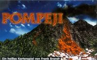 Board Game: Pompeji