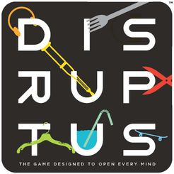 Disruptus boardgame