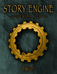 RPG Item: Story Engine Universal Rules (Revised Edition)