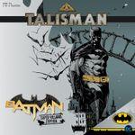 Board Game: Talisman: Batman – Super-Villains Edition