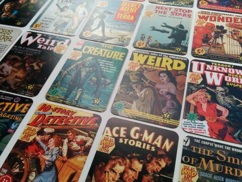 Board Game: Paperback