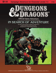 RPG Item: B1-9: In Search of Adventure