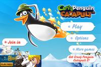 Video Game: Crazy Penguin Catapult
