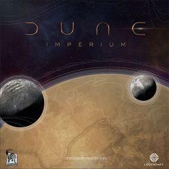 Dune: Imperium Cover Artwork