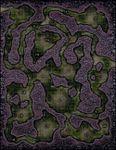 RPG Item: VTT Map Set 189: Den of the Demodogs
