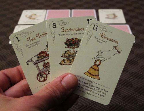 Board Game: Elevenses