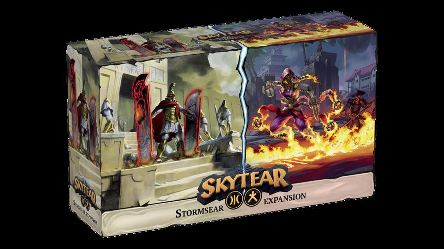Skytear Stormsear Box