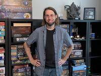 Board Game Designer: Corey Konieczka