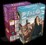 Board Game: Fado: Duetos e Desgarradas