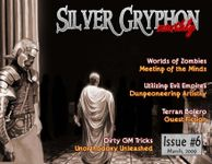 Issue: Silver Gryphon Monthly (Issue 6 - Mar 2009)