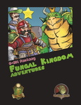 RPG Item: 8-Bit Fantasy: Fungal Kingdom Adventures