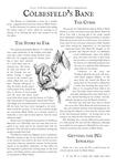 RPG Item: Cölbesfeld's Bane