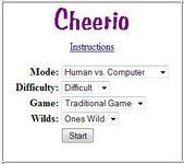 Video Game: Cheerio