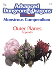 RPG Item: MC08: Monstrous Compendium: Outer Planes Appendix