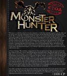 RPG Item: Monster Hunter CYOA